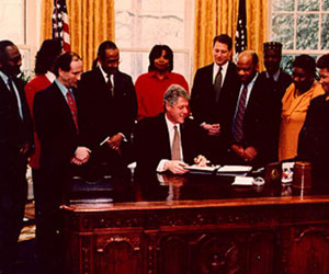 Environmental Justice Executive Order 12898 20th Anniversary